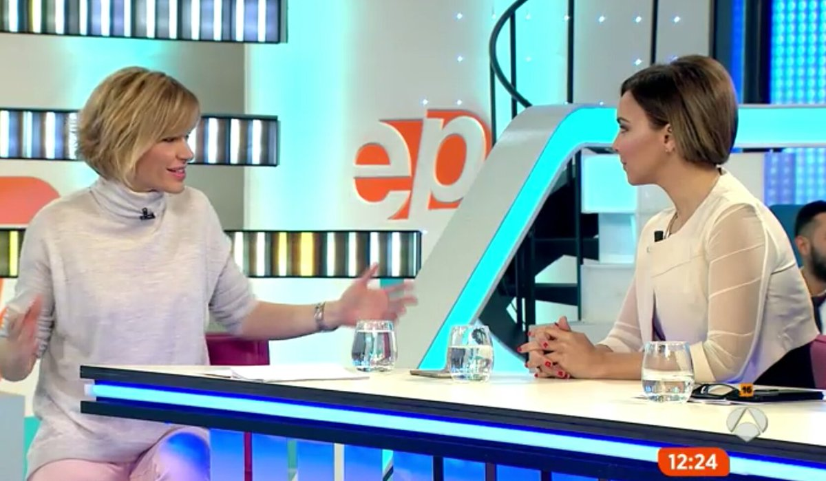 Chenoa visita a susana griso en 39 espejo p blico 39 de antena 3 yo te dare club de fans chenoa - Antena 3 espejo publico ...